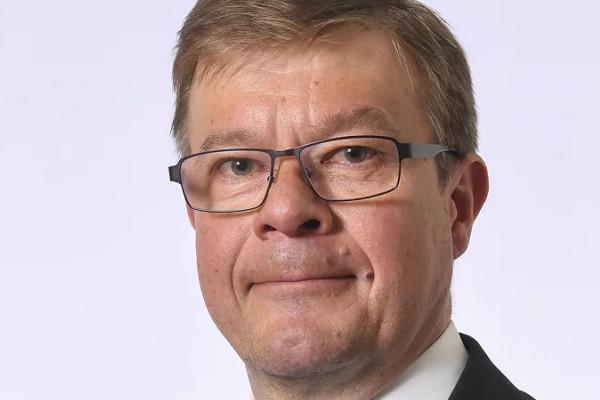 Kansanedustaja Antti Rantakangas