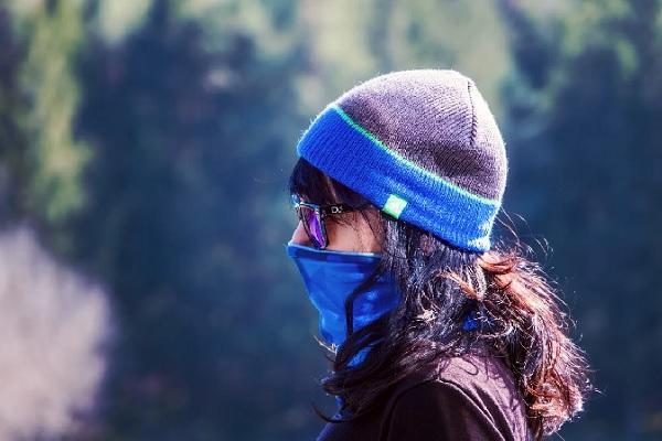 Hengityssuojain Virus